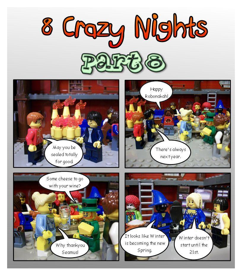 8 Crazy Nights - 8th Night