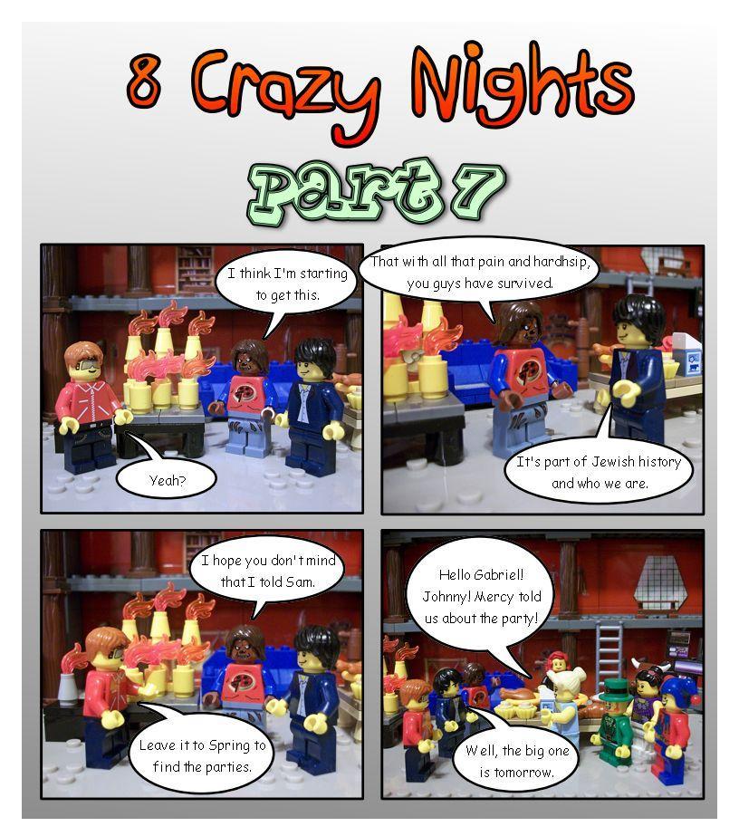 8 Crazy Nights - 7th Night