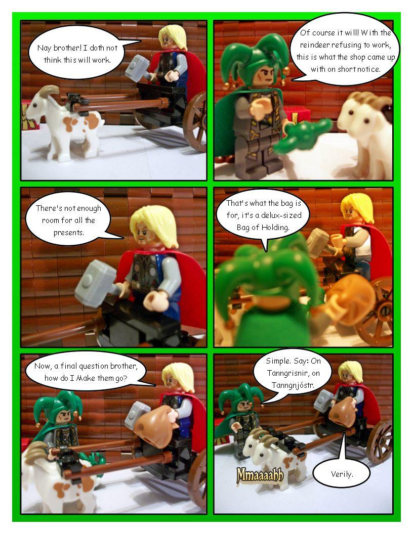Avengers' Christmas - Part 2