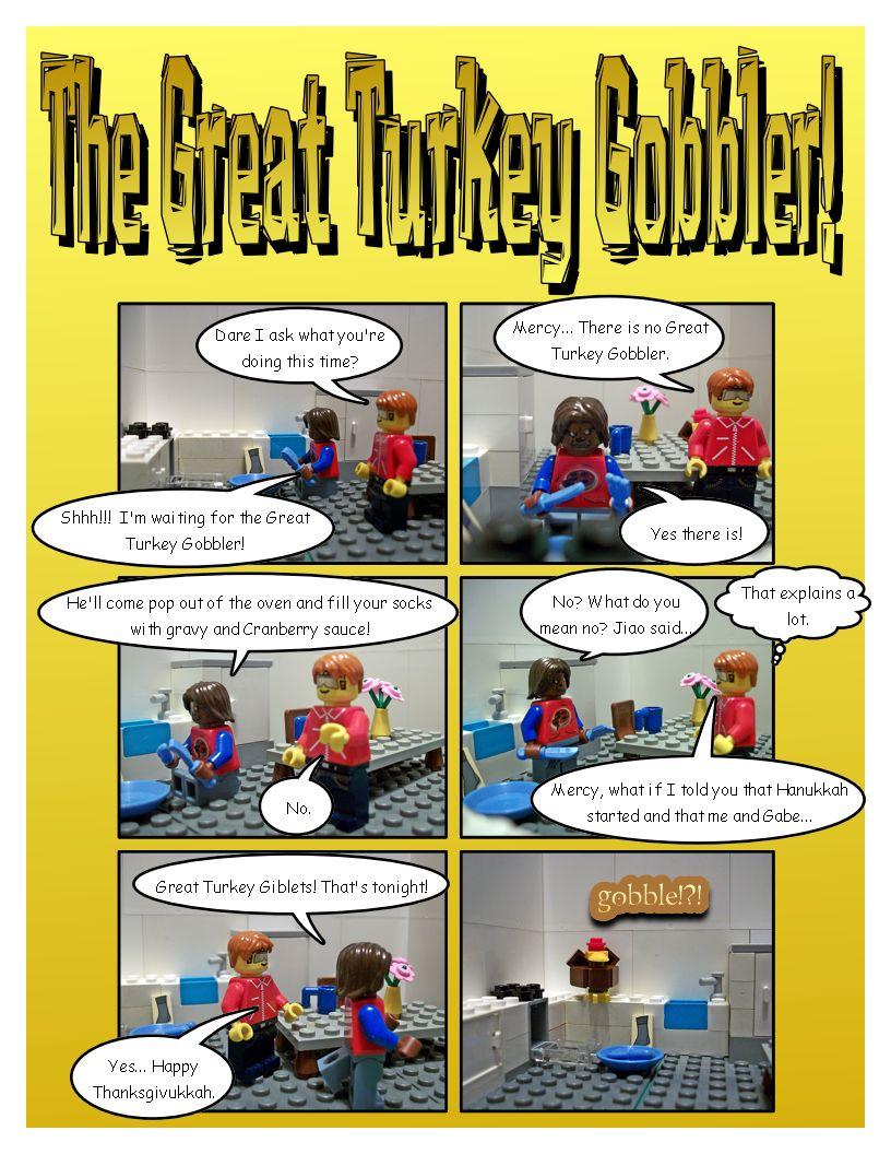 The Great Turkey Gobbler!