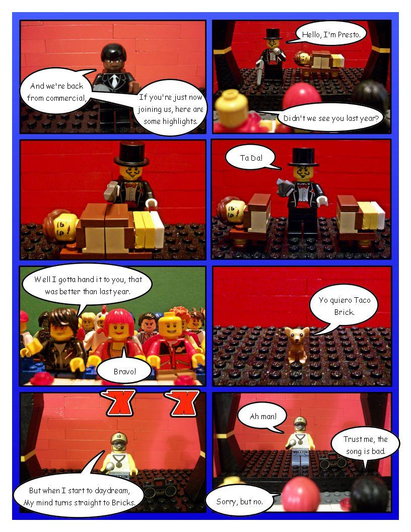 Mursten's Got Talent Season 2 - Episode 3